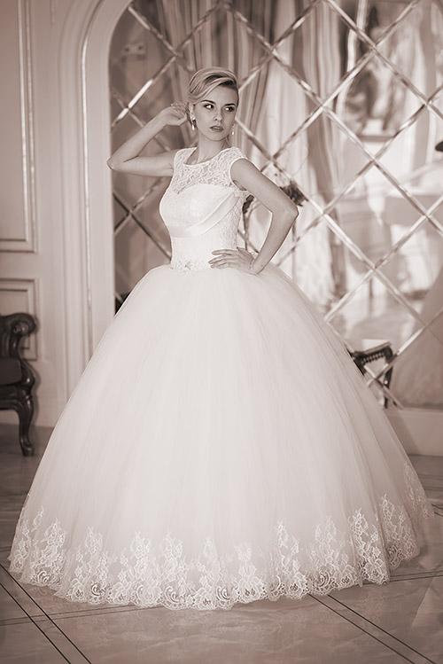 """свадебное платье """"Пышное"""""""
