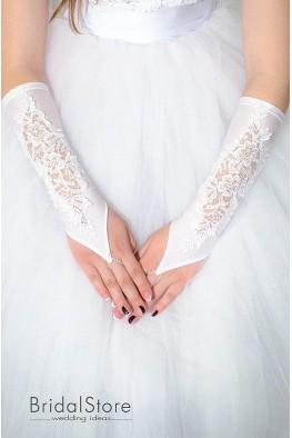 P20 свадебные перчатки