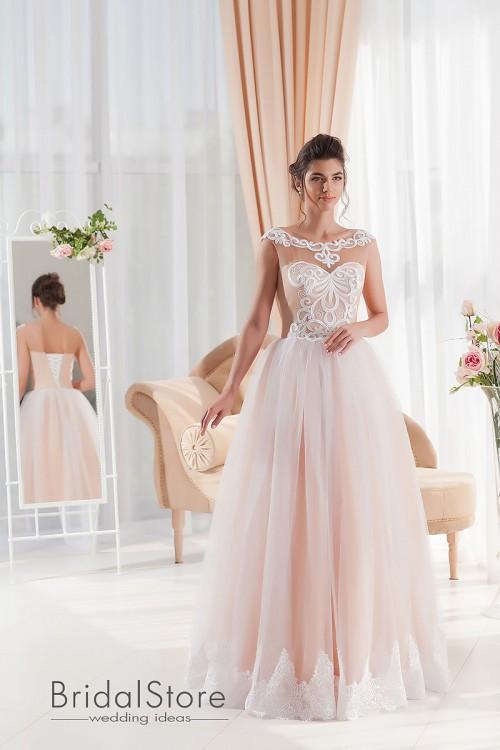 Grace - кружевное свадебное платье