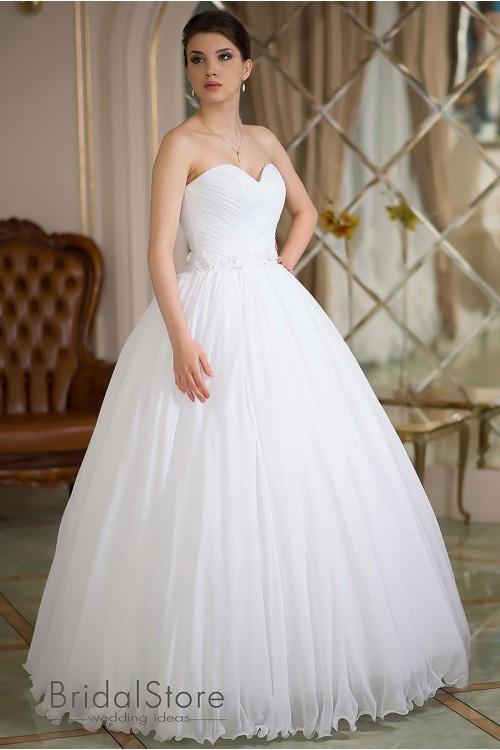 Kate - не пышное свадебное платье