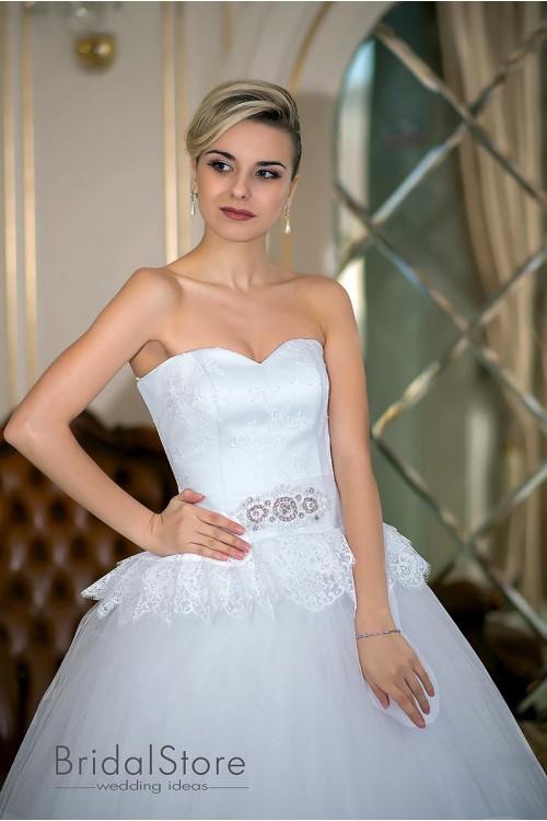 Kira - кружевное свадебное платье