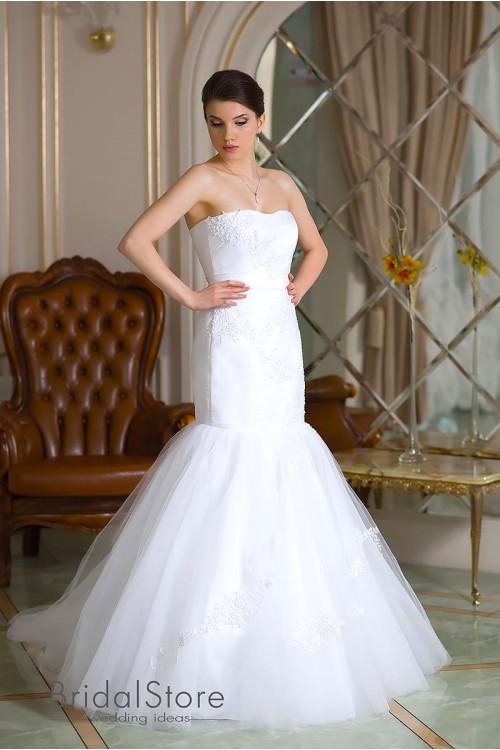 Emelia - свадебное платье годэ