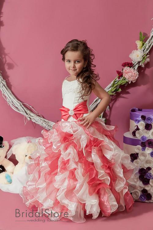 Isabella - платье на выпускной 4 класс