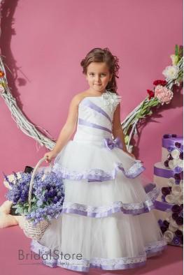 Mia – новогодние детские платья