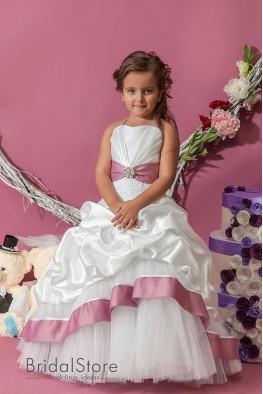 Lily – бальное новогоднее платье