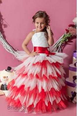Emily - детское бальное платье
