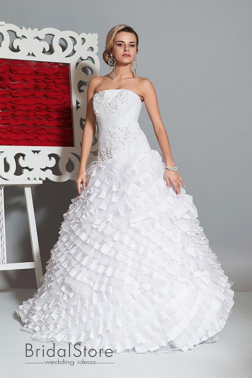 Dixie - пышное свадебное платье