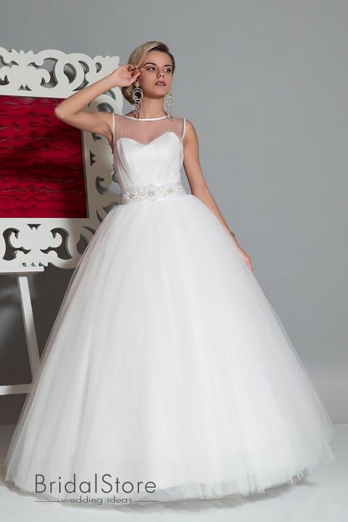 Lori - Шикарное свадебное платье в стиле принцесса
