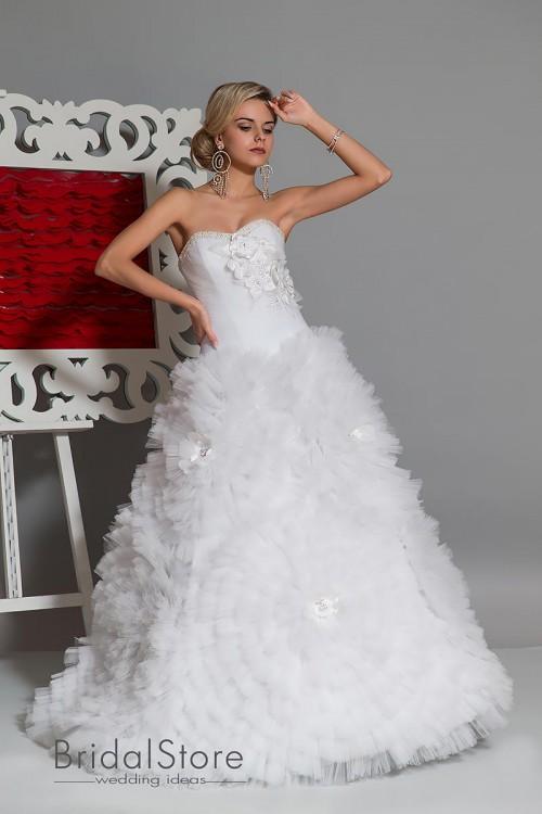 Margo - свадебное платье с пышной юбкой