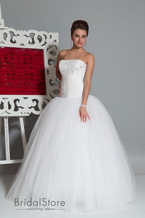 Anita - свадебное платье в стиле принцесса