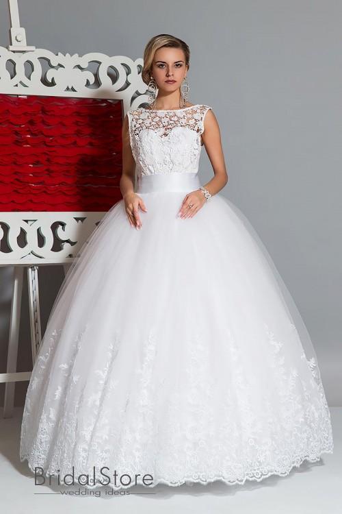 Elissa - красивое свадебное платье