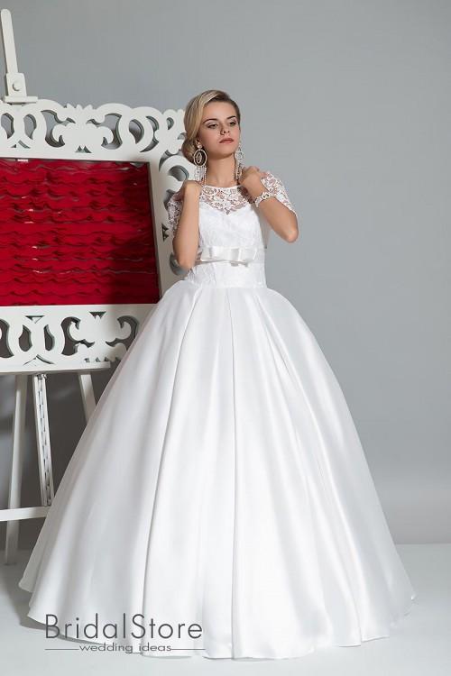 Nyra - свадебное платье в стиле принцесса