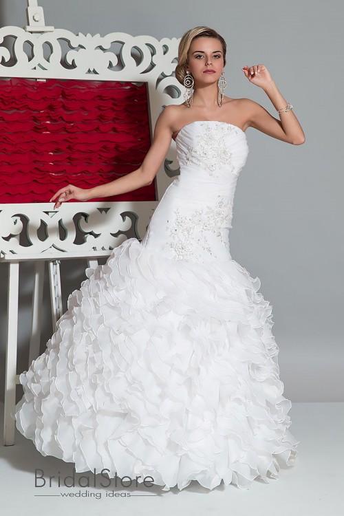 Lenora - свадебное платье Рыбка