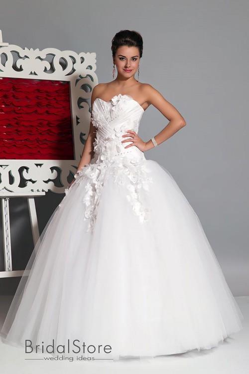 Jayne - пышное свадебное платье