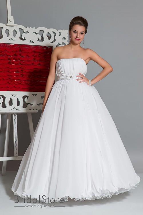 Clarisa - свадебное платье А-силуэт